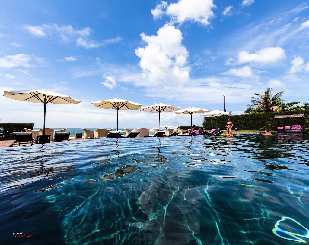 Khách sạn ở Phan Thiết Mũi Né rất đẹp, yếu tố tạo nên những bức hình sống ảo.